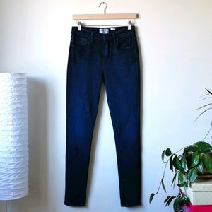 Agolde Sophie High Rise Skinny Jeans (Vacant)